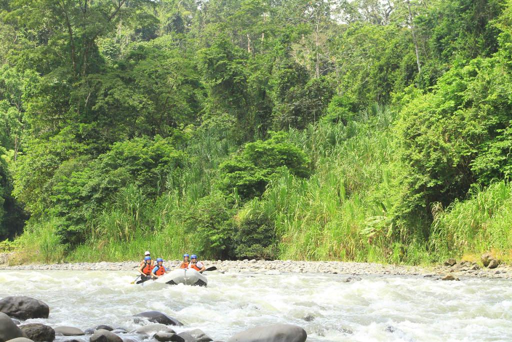 Rafting Boquete Panama