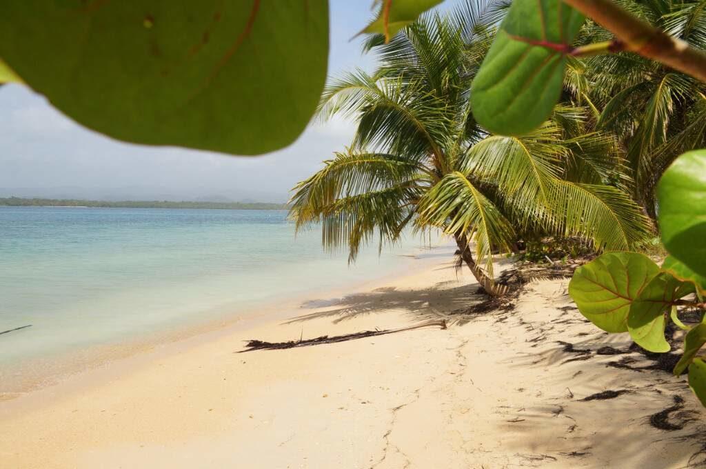 Isla Pino eine der San Blas Inseln