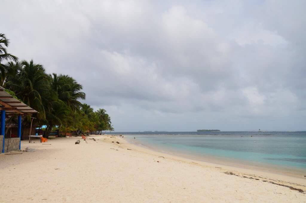 Naranjo Chico eine San Blas Insel