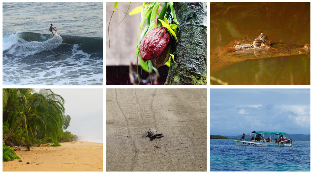 Bocas del Toro kann so vielfältig sein