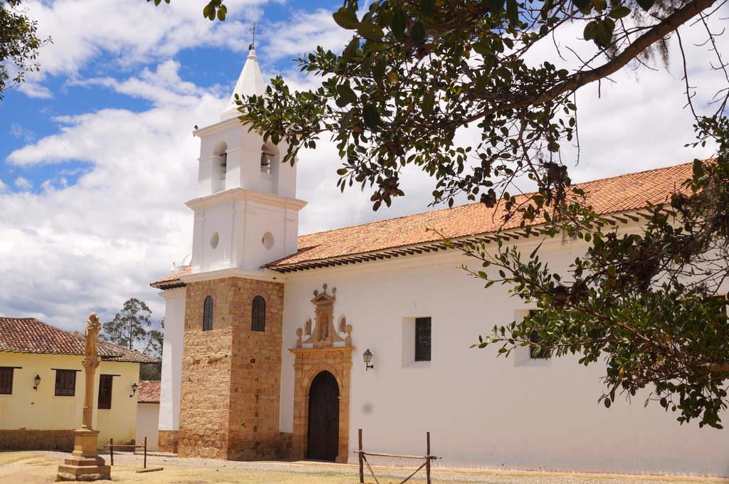 Kirche in Villa de Leyva