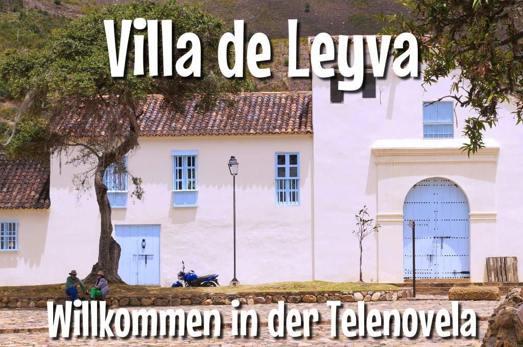 Ein Platz in Villa del Leyva