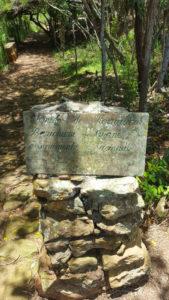Startpunkt des Camino Real in Barichara