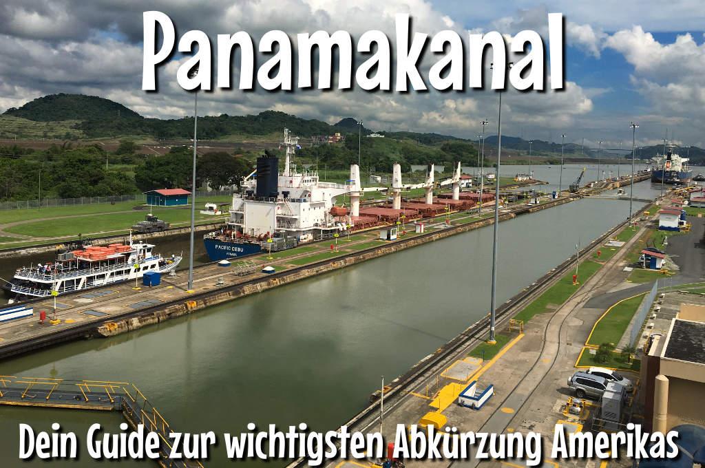 Panamakanal, Miraflores Locks, Gatun Lake